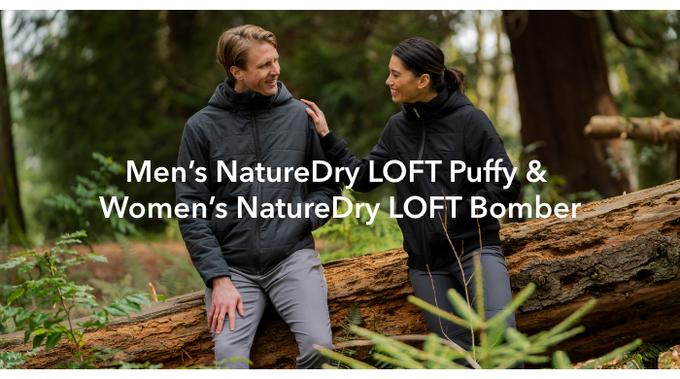 NatureDry LOFT Puffy